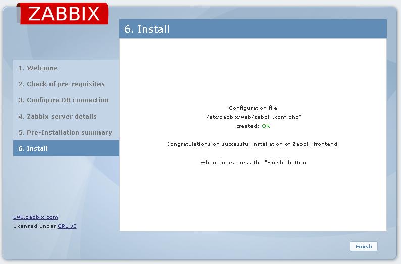 zabbix_install4